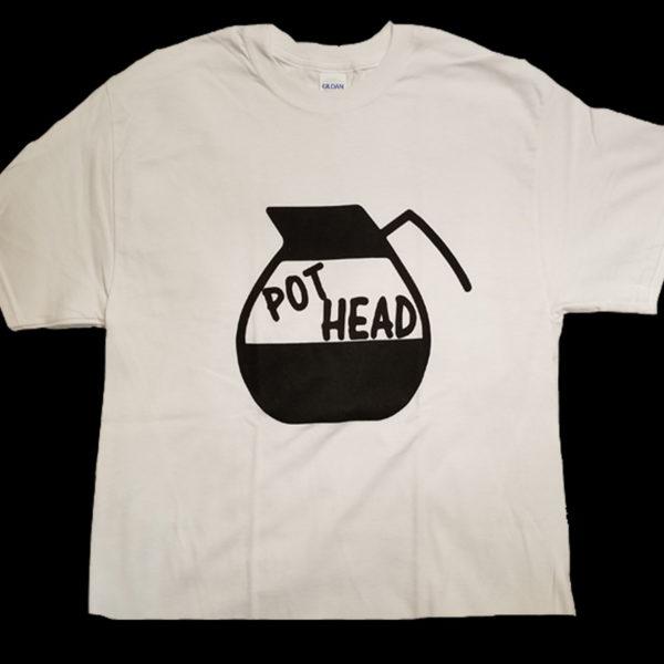 Coffee Pot Head